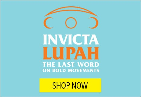 Invicta Lupah Starting at $40
