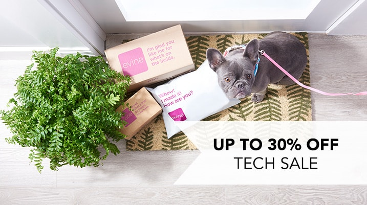 Tech Sale Up to 30% Off