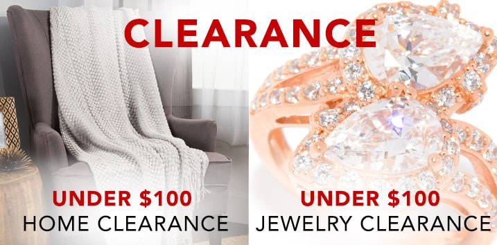 Clearance at Evine