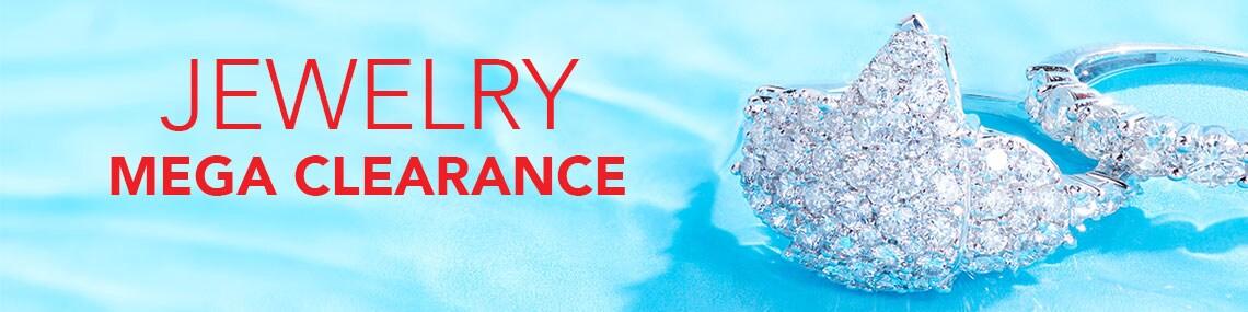 Jewelry Mega Clearanceat Evine - 169-476 Gems of Distinction™ Pamela 14K White Gold 1.75ctw Diamond Cluster Ring