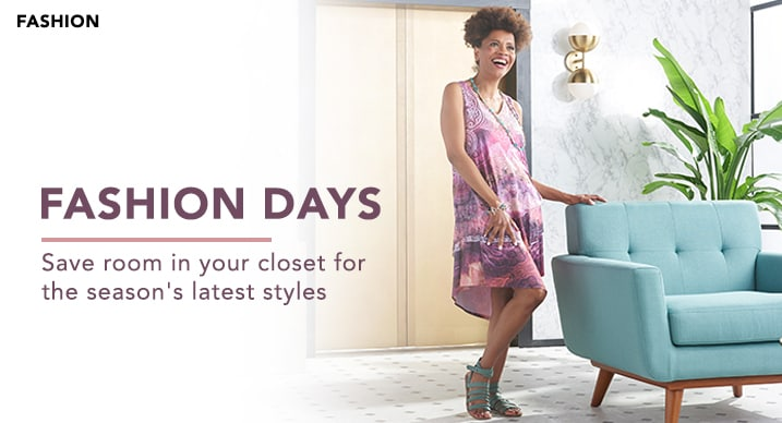 Fashion Days at Evine - 468-037 - One World Printed Knit & Lace Sleeveless Pointed Hem Tiered Midi Dress - 736-341, Musse & Cloud 'Valery' Grained Leather Gladiator-Style Strappy Sandals - 736-682