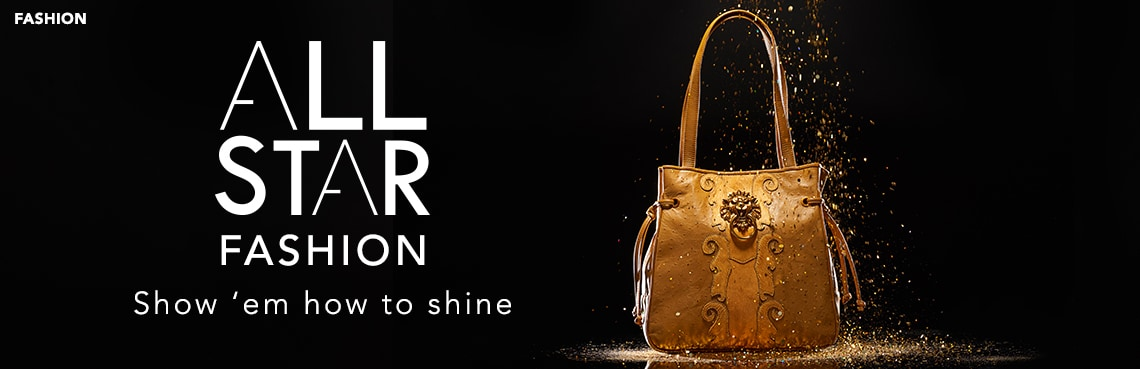 ALL STAR FASHION at Evine - Sharif Museum Leather & Haircalf Lion Knocker Tote Bag w/ Magic Wallet - 738-559