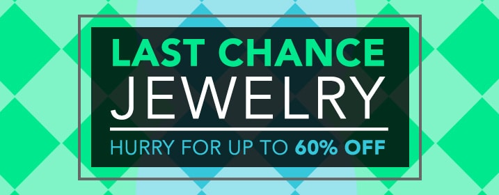 Last Chance Jewelry Up to 60% Off at Evine