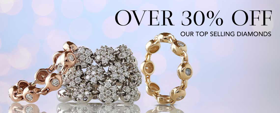 Over 30% off Our top selling diamonds at Evine - 146-999   Sonia Bitton Galerie de Bijoux® 14K Gold 1.05ctw Diamond Flower Flex Ring   167-005   Sonia Bitton Galerie de Bijoux® 14K Gold Diamond Flex Stack Ring