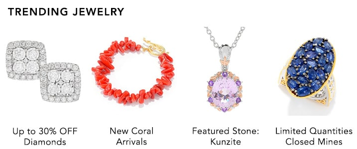 Jewelry at Evine