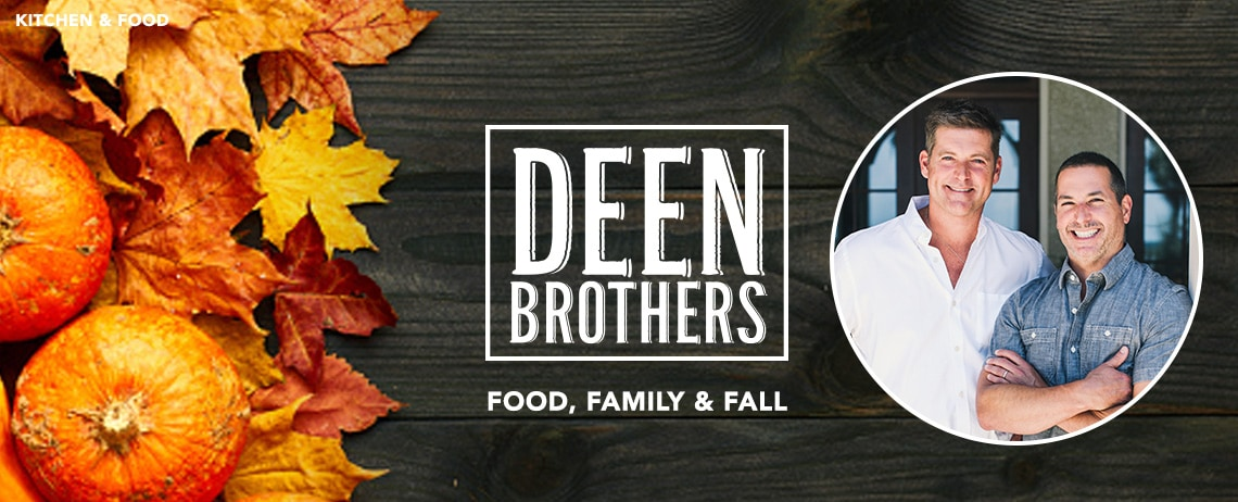 DEEN BROTHERS at Evine