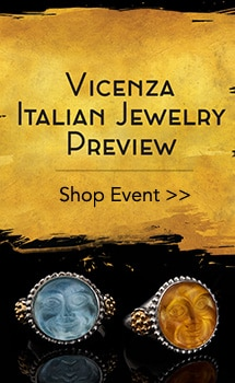 Vicenza Italian Jewelry Preview  at Evine - 160-825