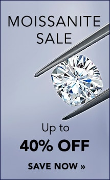 Moissanite Sale - Up to 40% Off at Evine