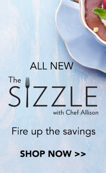 The Sizzle with Chef Allison at Evine