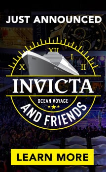 Invicta & Friends Ocean Voyage 2019!