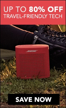 Up to 80% off Travel-Friendly Electronics Tech for the Trip of a Lifetime at  Evine - Bose SoundLink Color II Portable Bluetooth Speaker - 472-388