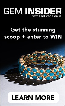 Gem Insider Get the stunning scoop + enter to WIN at Evine