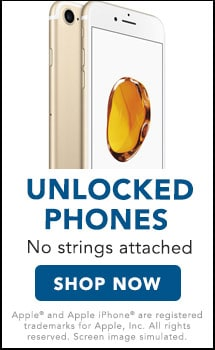 UNLOCKED PHONES No strings attached at Evine