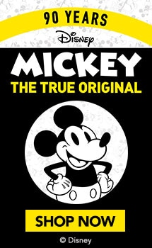 MICKEY'S 90TH ANNIVERSARY SWEEPSAKES ENTER TO WIN