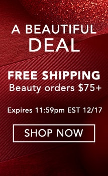 A Beautiful Deal - Free Shipping on Beauty orders of $75+ Ends 1216 11:00pm EST