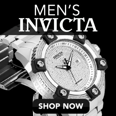 Men's Invicta at Evine - 654-996 Invicta Reserve Men's 63mm Grand Octane Ltd Edition Swiss Automatic 3.06ctw Diamond Bracelet Watch
