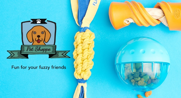PET SHOPPE - Fun for your fuzzy friends at Evine