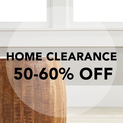 Home Clearance at Evine