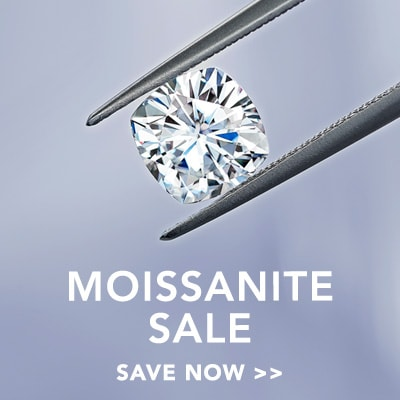 Moissanite Sale at Evine