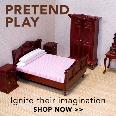 PRETEND PLAY - Ignite their imagination at Evine