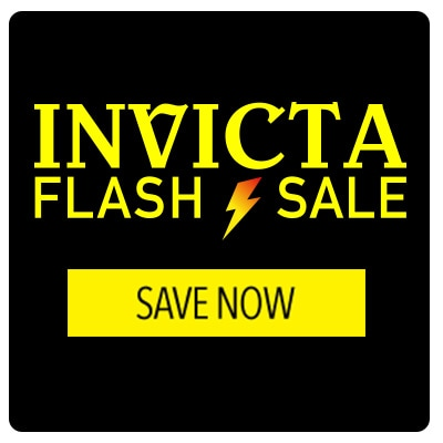 Invicta Flash Sale at Evine