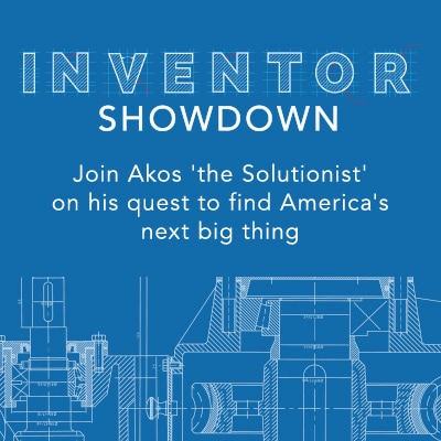 Inventor Showdown at Evine
