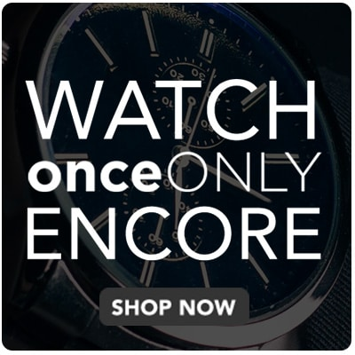 Watch Once Only Encore at Evine