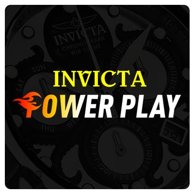 Invicta Power Play at Evine