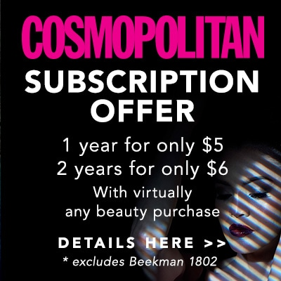 Cosmopolitan Subscription Offer at Evine