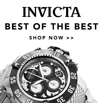 Invicta Best of the Best - Invicta Men's 50mm Subaqua Noma III Octopus Swiss Quartz Chronograph Stainless Steel Bracelet Watch - 651-455