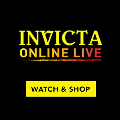 Invicta Online Live at Evine