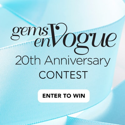 Gems En Vogue 20th Anniversary Contest at Evine