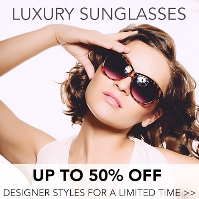 Up to 50% Off Luxury Sunglasses at Evine