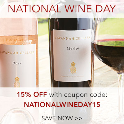 National Wine Day at Evine
