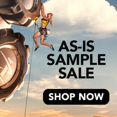 As-Is Sample Sale