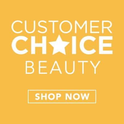 Customer Choice Beauty at ShopHQ
