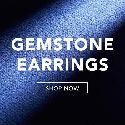 Gemstone Earrings at Evine