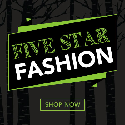 5 Star Fashion at Evine