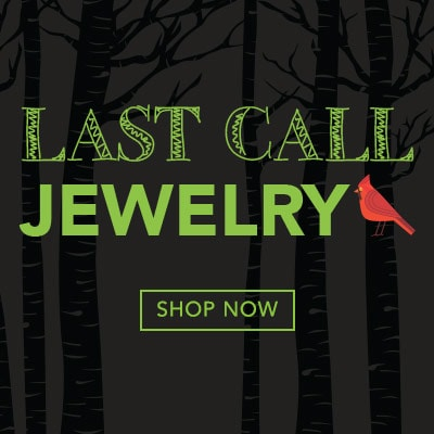 Last Call Jewelry at Evine