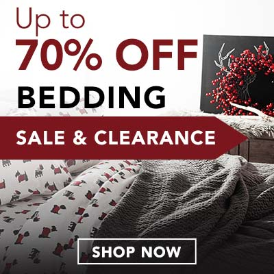 Up To 70% Off Bedding Sale & Clearance at Evine