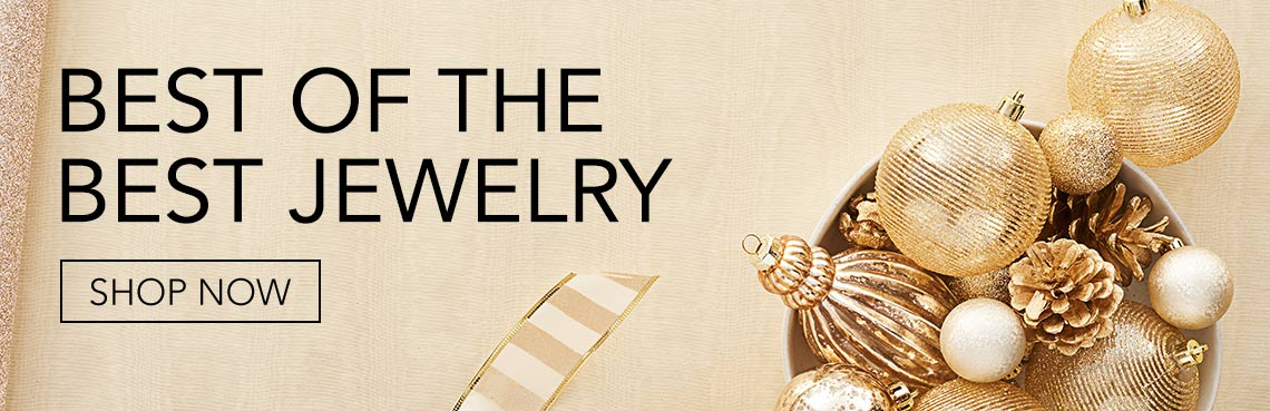 BEST OF THE BEST JEWELRY at Evine