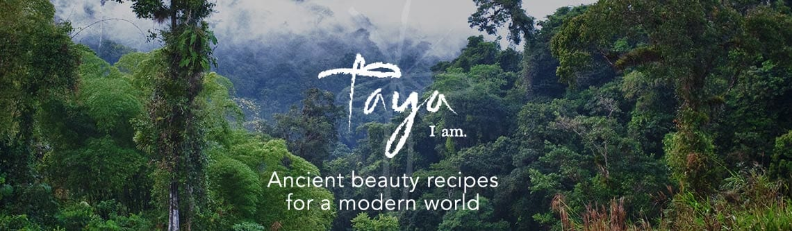TAYA HAIR CARE  - Ancient beauty recipes for a modern world at Evine