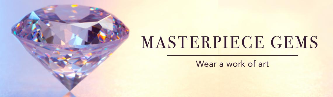 MASTERPIECE GEMS  Wear a work of art