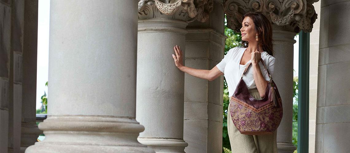 FIRENZE BELLA - Fall in love with Italian-inspired handbags