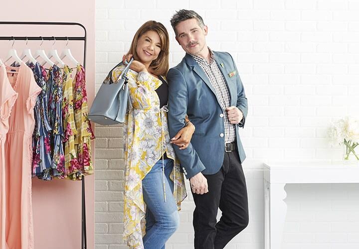Fashion Takeover at ShopHQ
