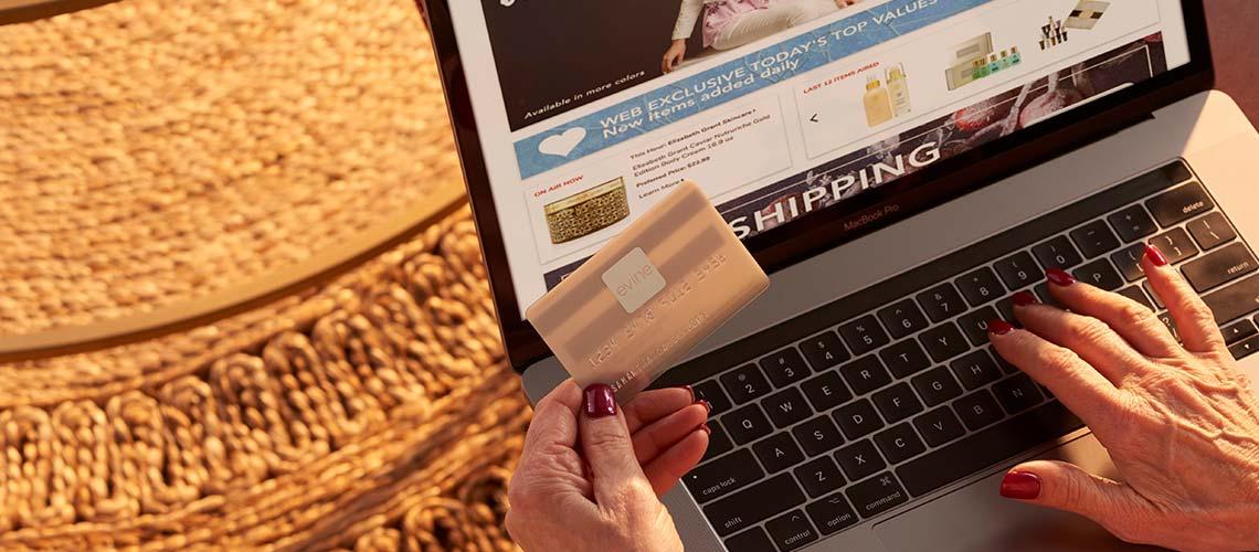 Evine Credit Card