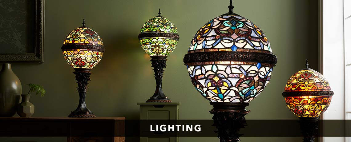 TSL Lighting at Evine