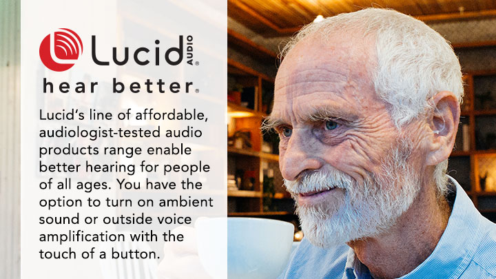 Lucid Audio - Hear Better