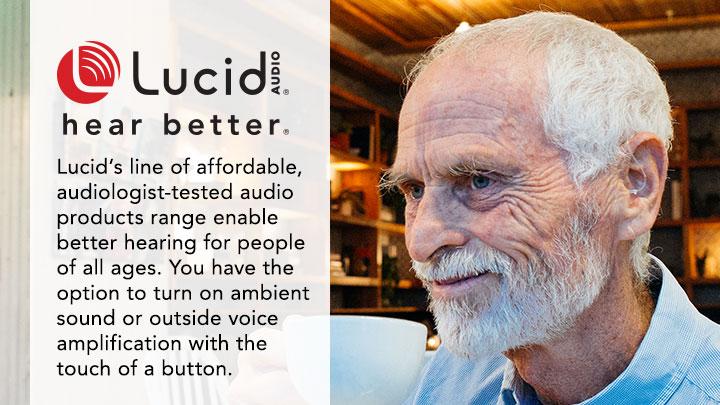 Lucid Audio - Hear Better