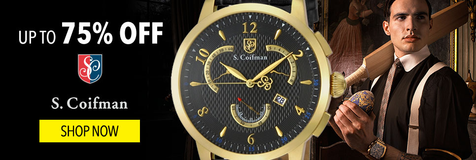 Up To 75% Off S. Coifman - 629-507